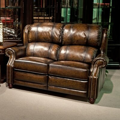MTWA822P-BB Parker House Black/Brown Wipe Sofas