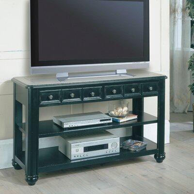 Cheap Parker House 50″ TV Stand in Vintage Black (PKR1794)
