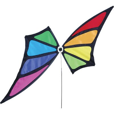 Butterfly Spinner Color: Rainbow