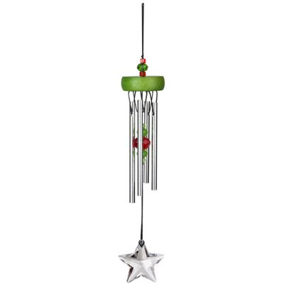 Starlight Wind Chime Color: Green STARGR