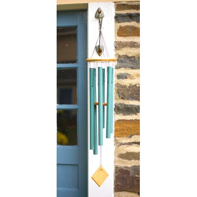 Chimes of Earth Color: Verdigris WOODDCV37