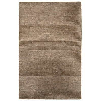 Dazzle  Natural Area Rug Rug Size: 5 x 79