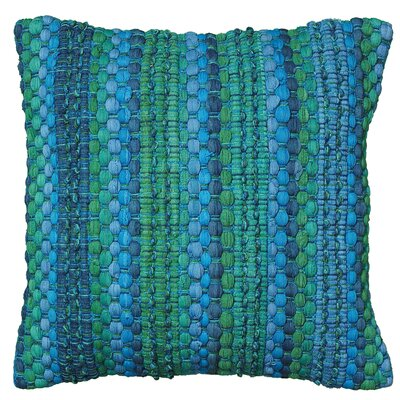 Johnson Square Accent Cotton Throw Pillow
