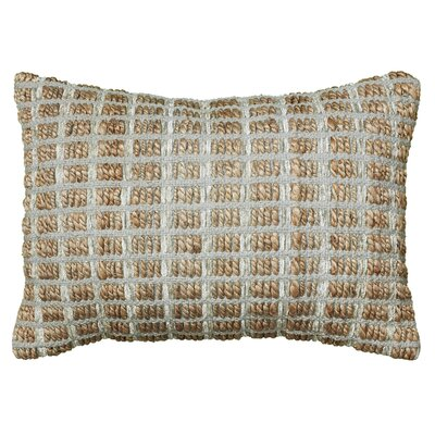 Johnson Accent Cotton Throw Pillow Color: Gray