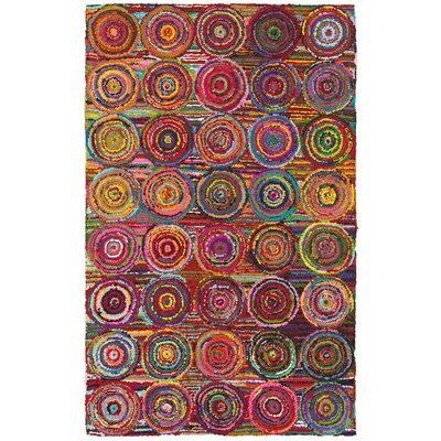 Layla Multi Area Rug Rug Size: Rectangle 53 x 75