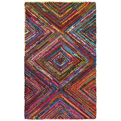 Layla Multi Area Rug III Rug Size: 53 x 75