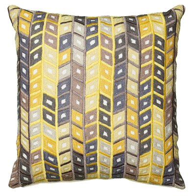 Accent Cotton Throw Pillow