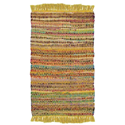 Accent Area Rug Rug Size: 19 x 210