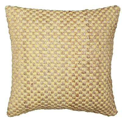 Accent Throw Pillow Color: Yellow