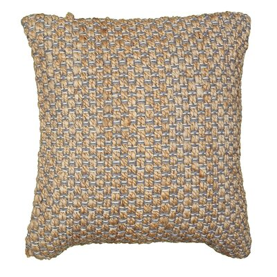 Accent Throw Pillow Color: Grey