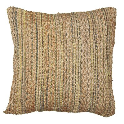 Accent Throw Pillow Color: Yellow Green