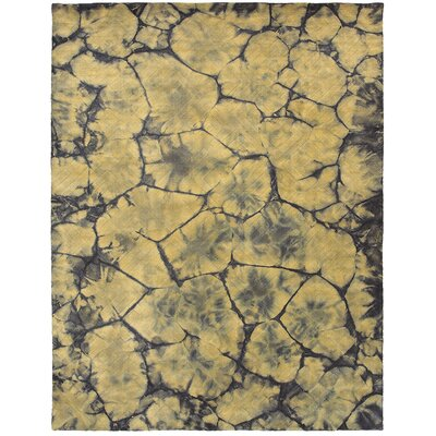 Tiedy Green Rug Rug Size: 5 x 79