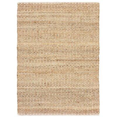 Hadriana Jute Hand-Woven Ash Area Rug