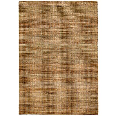 Natural Fiber Brookside Hebrides Rug Rug Size: 9 x 12