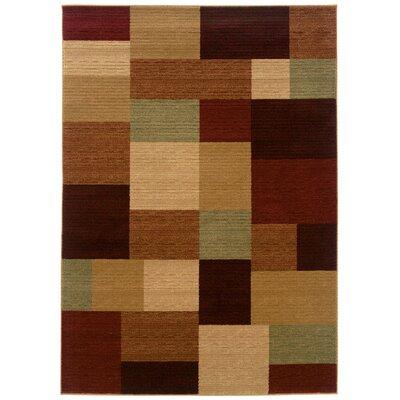 Opulence Geometric Patchwork Area Rug Rug Size: 311 x 53