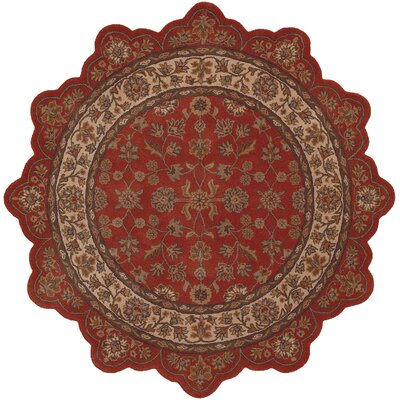Shapes Persian Brick Rug Rug Size: Novelty 79 x 79