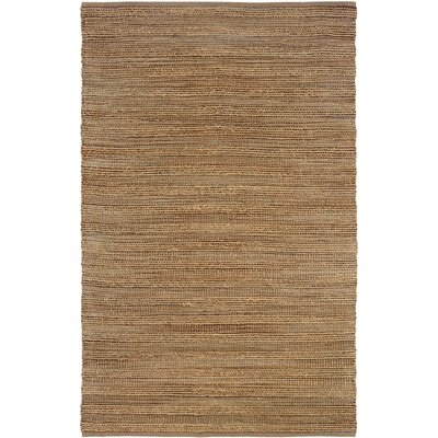 Biscay Hand-Woven Natural Area Rug Rug Size: 5 x 79