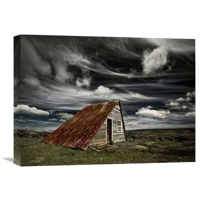 'Weathered' by Thorsteinn H. Ingibergsson Photographic Print on Wrapped Canvas GCS-462143-22-142