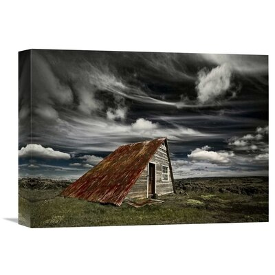 'Weathered' by Thorsteinn H. Ingibergsson Photographic Print on Wrapped Canvas GCS-462143-16-142