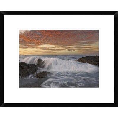 Breaking Wave, Playa Langosta, Guanacaste, Costa Rica by Tim Fitzharris Framed Photographic Print DPF-452183-1216-266