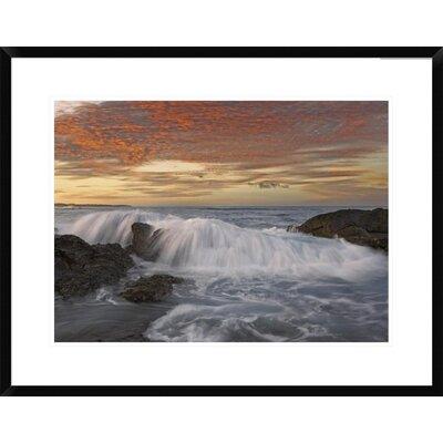 Breaking Wave, Playa Langosta, Guanacaste, Costa Rica by Tim Fitzharris Framed Photographic Print DPF-452183-1824-266