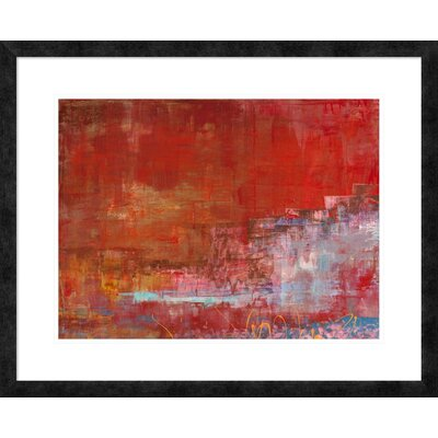 Mare di luce' by Italo Corrado Framed Painting Print DPF-463611-1824-257