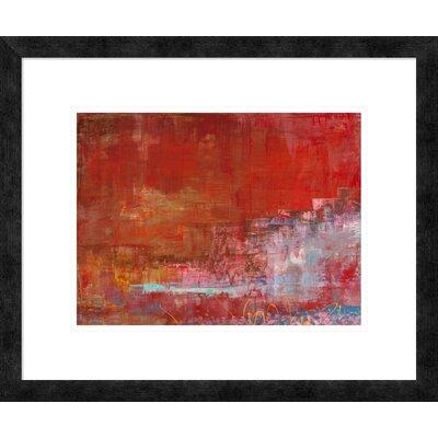 Mare di luce' by Italo Corrado Framed Painting Print DPF-463611-1216-257