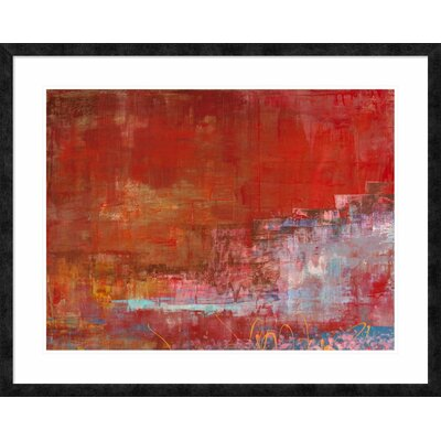 Mare di luce' by Italo Corrado Framed Painting Print DPF-463611-2432-257