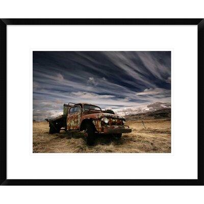 'Corrosion' by Thorsteinn H. Ingibergsson Framed Photographic Print DPF-462135-16-266