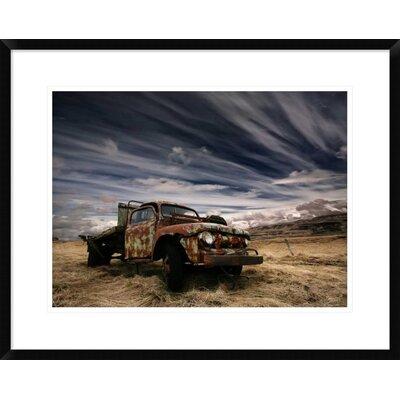 'Corrosion' by Thorsteinn H. Ingibergsson Framed Photographic Print DPF-462135-22-266