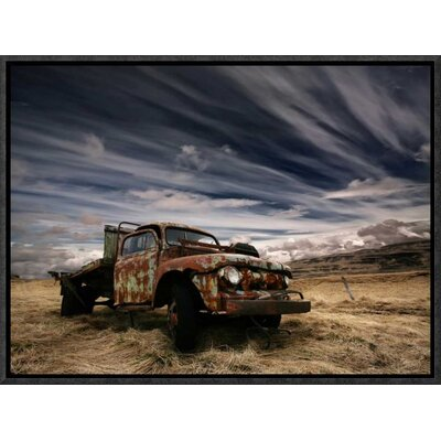 'Corrosion' by Thorsteinn H. Ingibergsson Framed Photographic Print GCF-462135-16-175