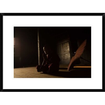 'Meditation' by Gunarto Song Framed Photographic Print