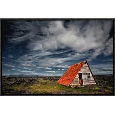 'Presto' by Thorsteinn H. Ingibergsson Framed Photographic Print GCF-462139-22-175
