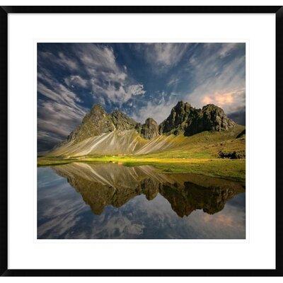 'Tranquillity' by Thorsteinn H. Ingibergsson Framed Photographic Print DPF-462141-22-266
