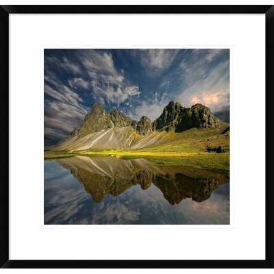 'Tranquillity' by Thorsteinn H. Ingibergsson Framed Photographic Print DPF-462141-16-266