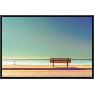 'The Bench' by Arnaud Bratkovic Framed Photographic Print GCF-461699-22-175
