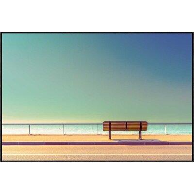 'The Bench' by Arnaud Bratkovic Framed Photographic Print GCF-461699-36-175
