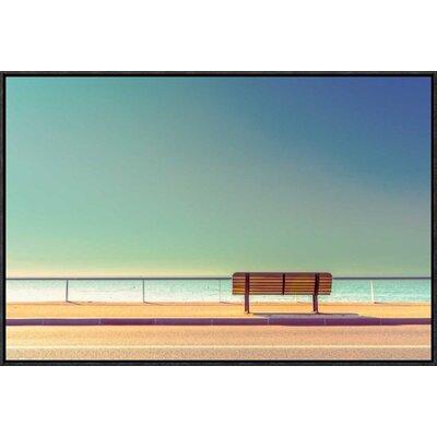 'The Bench' by Arnaud Bratkovic Framed Photographic Print GCF-461699-30-175