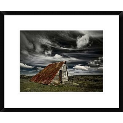'Weathered' by Thorsteinn H. Ingibergsson Framed Photographic Print DPF-462143-16-266