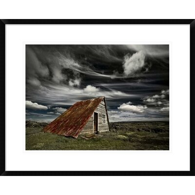 'Weathered' by Thorsteinn H. Ingibergsson Framed Photographic Print DPF-462143-22-266