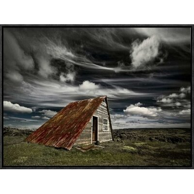 'Weathered' by Thorsteinn H. Ingibergsson Framed Photographic Print GCF-462143-22-175