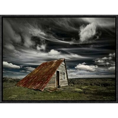 'Weathered' by Thorsteinn H. Ingibergsson Framed Photographic Print GCF-462143-16-175