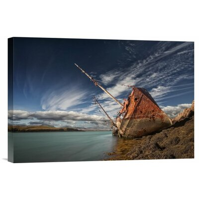 'Final Destination' by Thorsteinn H. Ingibergsson Photographic Print on Wrapped Canvas GCS-466187-1218-142