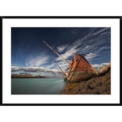 'Final Destination' by Thorsteinn H. Ingibergsson Framed Photographic Print DPF-466187-2436-266