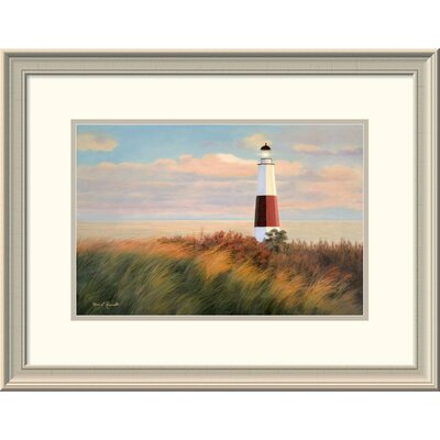 'Ray of Light' by Diane Romanello Framed Painting Print DPF-393975-1218-335