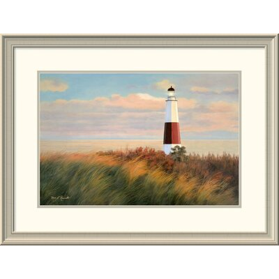 'Ray of Light' by Diane Romanello Framed Painting Print DPF-393975-1624-335