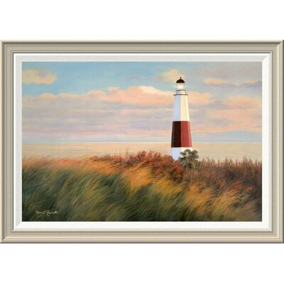 'Ray of Light' by Diane Romanello Framed Painting Print GCF-393975-2436-336