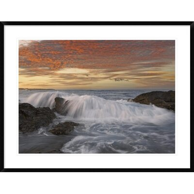 Breaking Wave, Playa Langosta, Guanacaste, Costa Rica by Tim Fitzharris Framed Photographic Print DPF-452183-2432-266