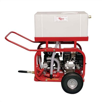 550 PSI Triple Diaphragm Hydrostatic Test Water Pump with 5.5 HP Briggs and Stratton Engine