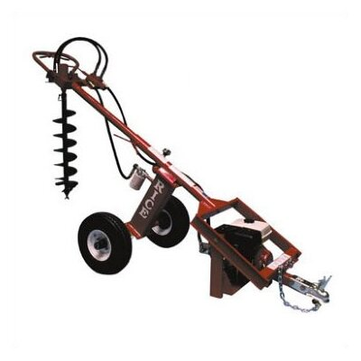 Rice Hydro Standard Series Towable Auger w/ Honda Engine at Sears.com